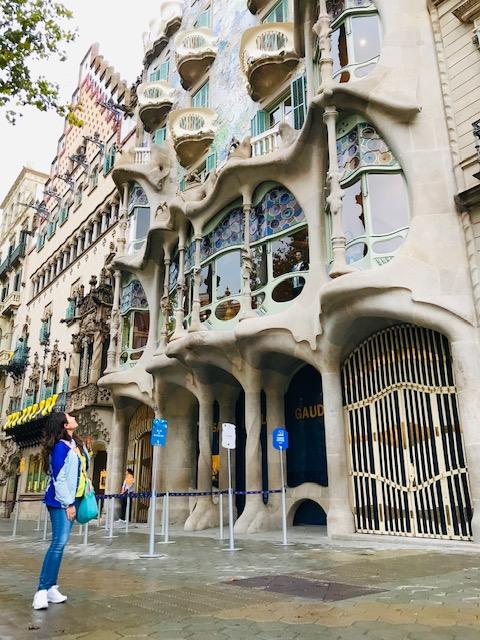 Barcelona en 3 o 4 días, lugares para visitar imprescindibles 🧡