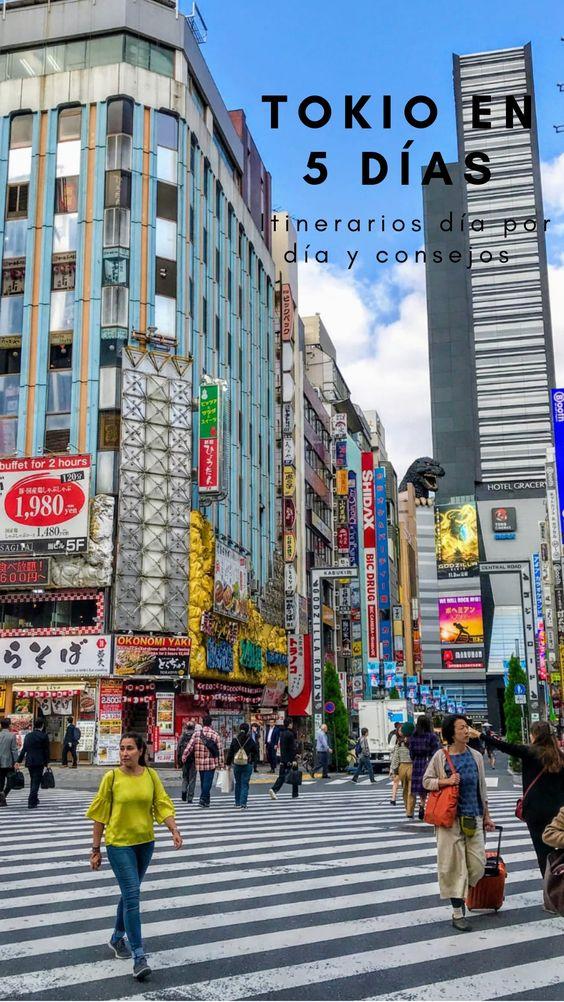 Qué ver en Tokio en 5 días