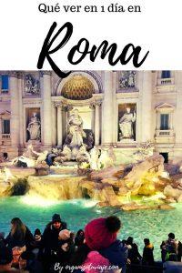 Roma en 1 dia