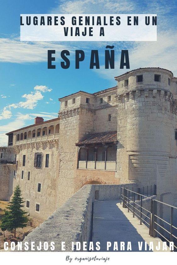 Consejos e ideas para viajar a España