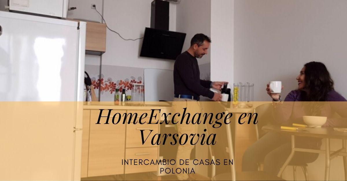 Intercambio de casas con HomeExchange en Polonia