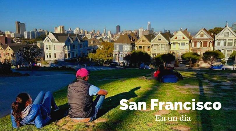 Qué ver y hacer en San Francisco en un día