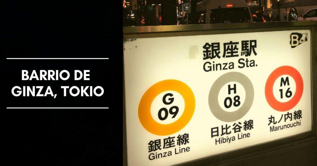 Qué ver y hacer en el barrio de Ginza, Japón