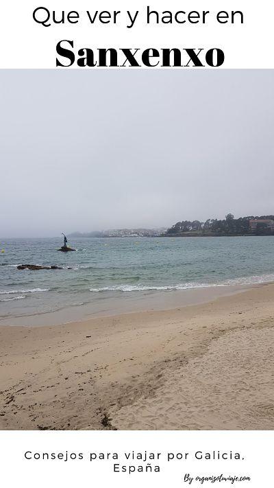 Qué ver y hacer en Sanxenxo, Galicia