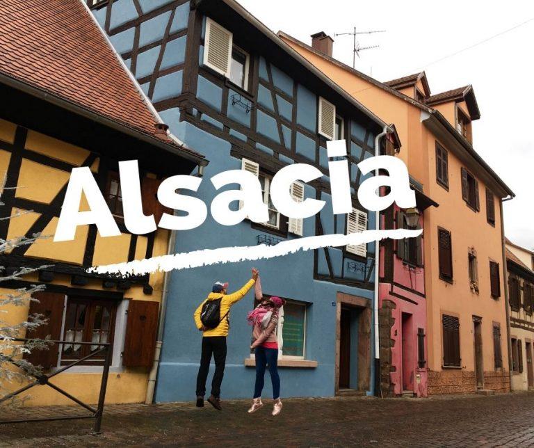 Consejos para viajar a Alsacia por tu cuenta