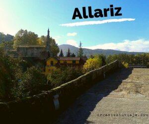 ortadas España. OAllariz. Galicia by organizotuviaje.com