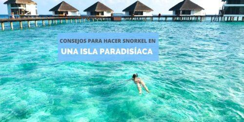 Cómo hacer snorkel