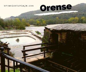 Portadas España. Orense. Galicia by organizotuviaje.com