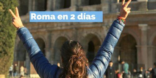 Roma en 2 días