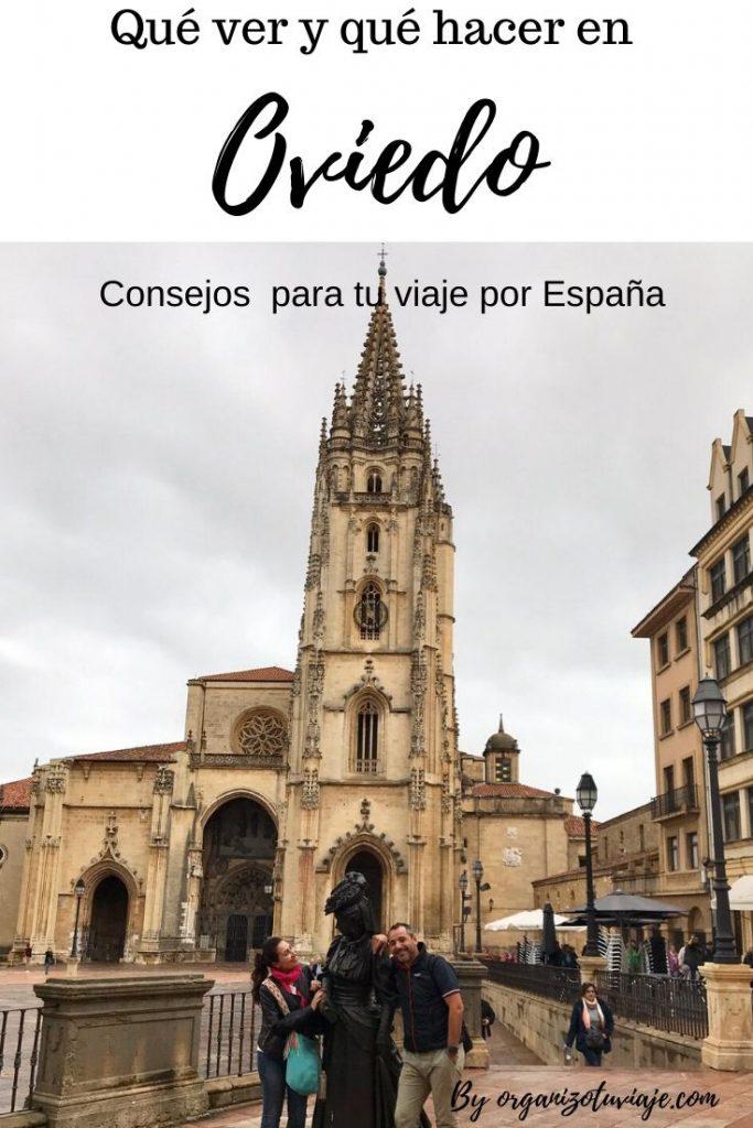 qué ver y hacer en Oviedo en 2 o 3 días