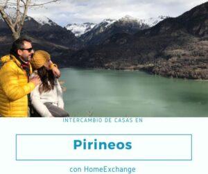 Intercambio de casas en Pirineos