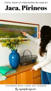 Intercambio de casas con HomeExchange en España. Jaca, Pirineos