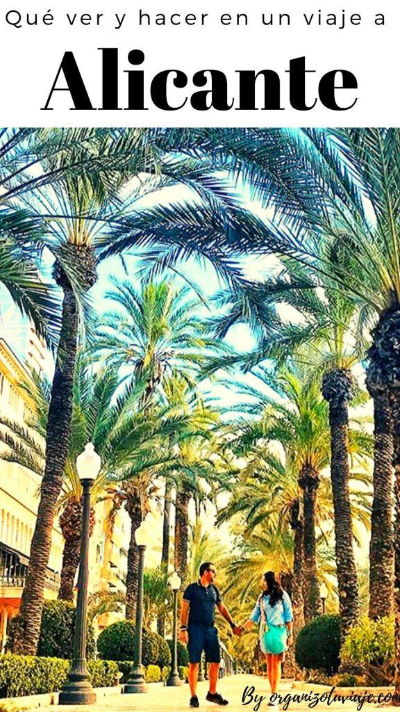 Qué ver y qué hacer en Alicante en una semana