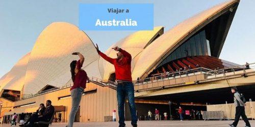 viajar a Australia por libre