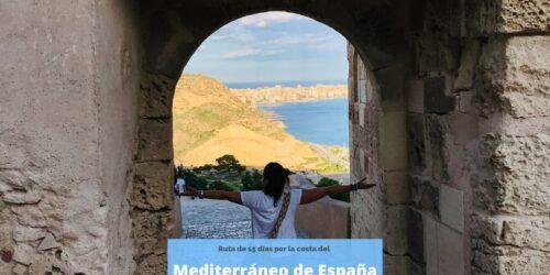 Ruta por el mediterráneo de España by organizotuviaje.com