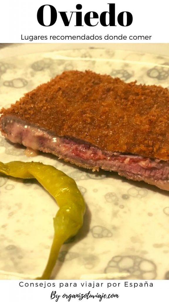 Dónde Comer Bien Y Barato En Oviedo Bares Sidrerías Y Restaurantes