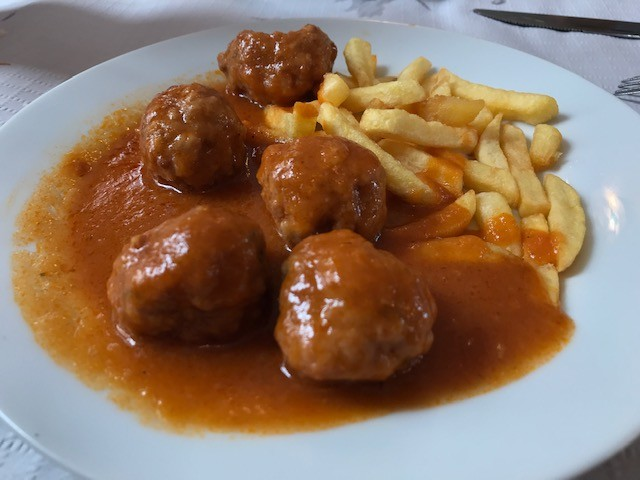 comer de tapas en Granada