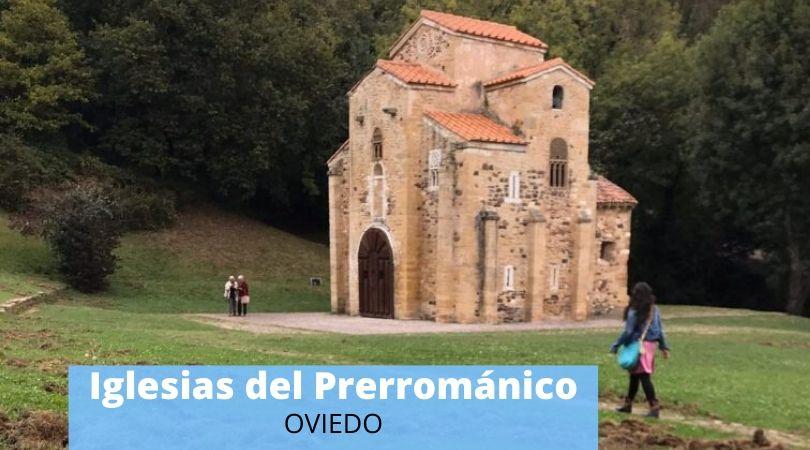 Cómo llegar a Santa Maria dle Naranco desde Oviedo. Las iglesias del prerromanico asturiano by organizotuviaje.com