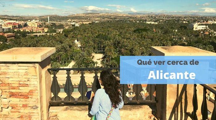Qué ver y hacer cerca de Alicante. Excursiones de un día by organizotuviaje.com