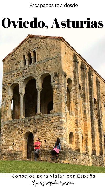 Como llegar a Santa Maria dle Naranco desde Oviedo. Las iglesias del prerromanico asturiano by organizotuviaje.com
