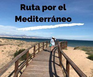 RUTA POR EL MEDITERRANEO