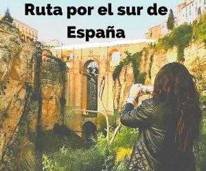 RUTA SUR DE ESPAÑA