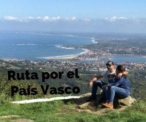 RUTAS PAÍS VASCO
