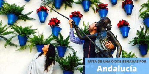 Ruta por Andalucía, el sur de España, by organizotuviaje.com