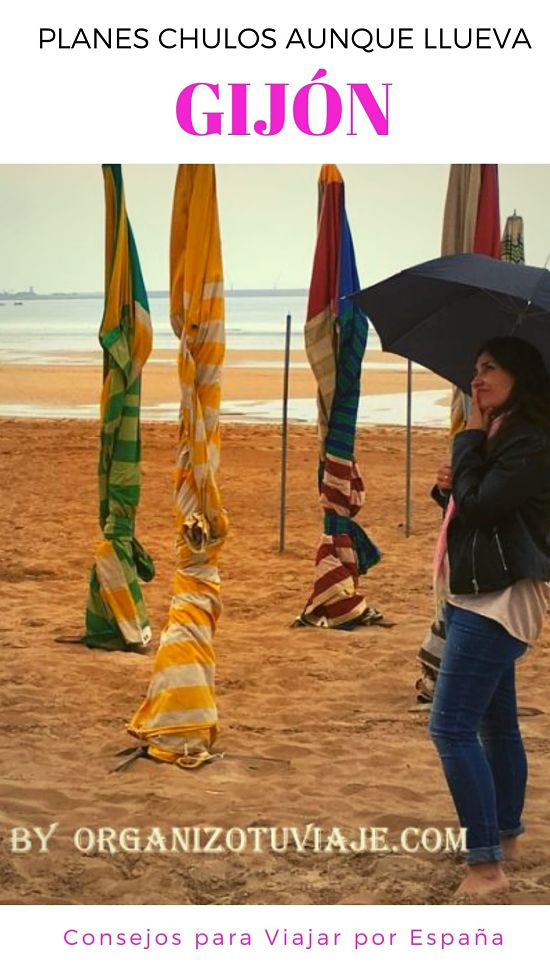 Qué hacer en Gijón cuando llueve o está nublado