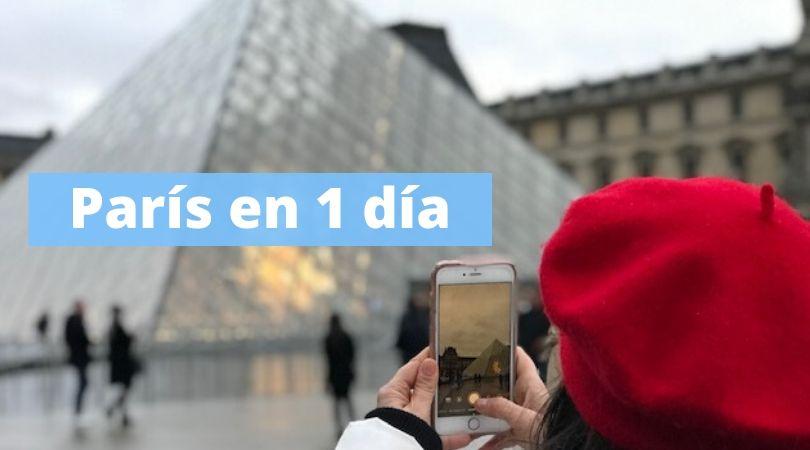 Qué ver y qué hacer en París en 1 día. Imprescindibles by organizotuviaje.com