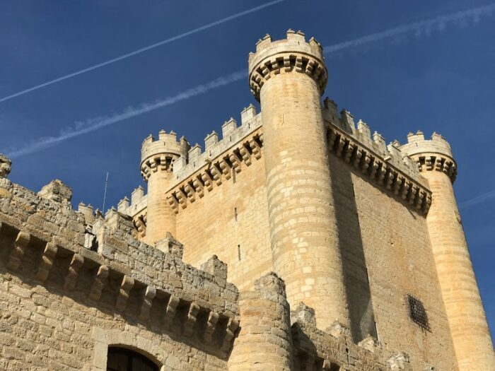 Una ruta genial de castillos medievales en España