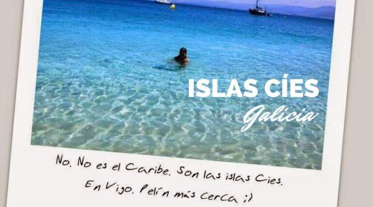Cómo llegar a las islas Cíes, Galicia