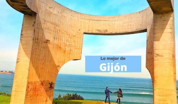 Las mejores cosas que ver y que hacer en Gijón,Asturias by organizotuviaje.com