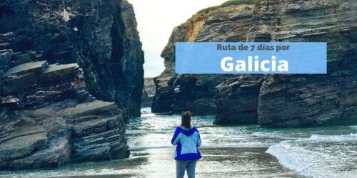 Ruta de 7 días por Galicia by organizotuviaje.com