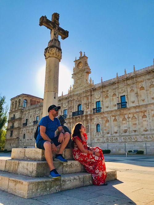 castillos y palacios donde dormir en Castilla y León