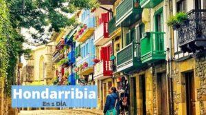 Qué ver y hacer en Hondarribia, en un día, by organizotuviaje.com