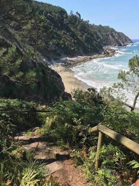 playas nudistas de Asturias