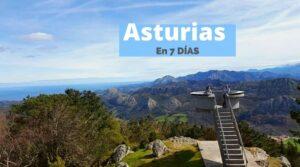 Asturias en 7 días. Rutas por España by organizotuviaje.com