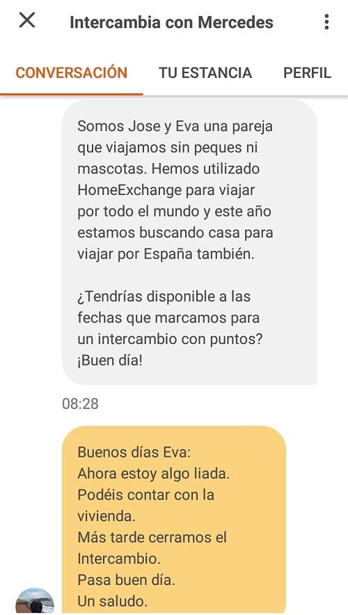 intercambio de casas en Galicia con HomeExchange