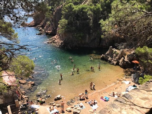 Algunas de las mejores playas de la Costa Brava