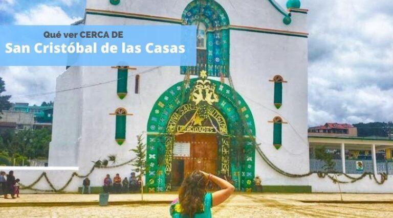 Qué hacer y qué ver cerca de San Cristóbal de las Casas, Chiapas.
