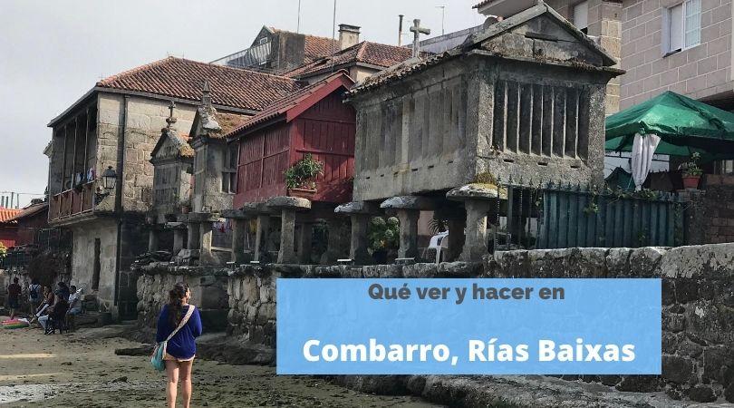 Qué ver y qué hacer en Combarro, Galicia