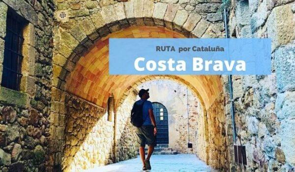 Ruta por la Costa Brava, Cataluña by organizotuviaje.com