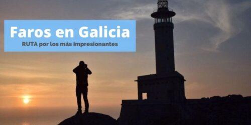 Ruta de Faros en Galicia
