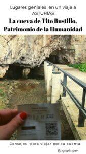 Guía para visitar la cueva de Tito Bustillo en Ribadesella, Asturias
