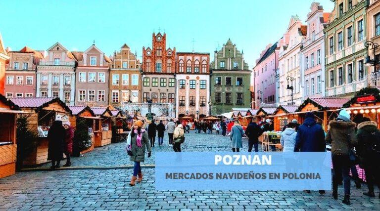 Mercados navideños de Poznan, Polonia