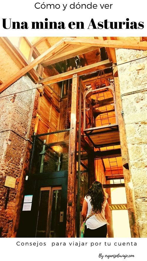 Dónde hacer la visita a una mina en Asturias