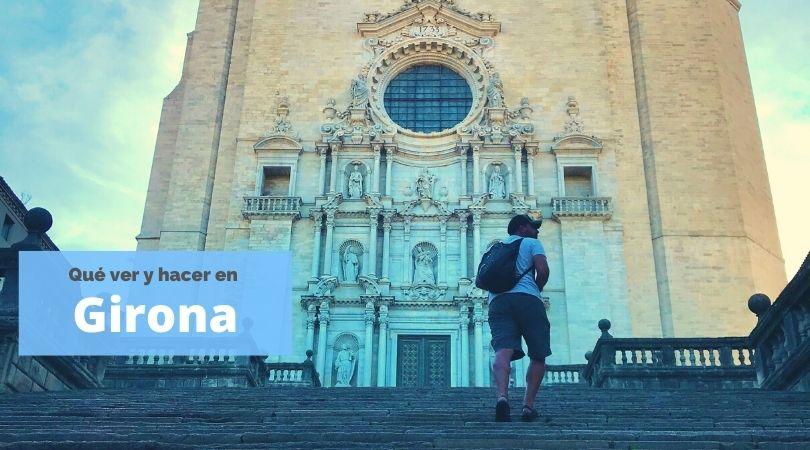 Qué ver y qué hacer en Girona by organizotuviaje.com