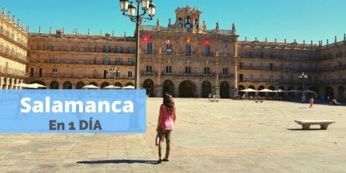 Qué ver y qué hacer en Salamanca by organizotuviaje.com