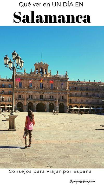 Qué ver en Salamanca en 1 día